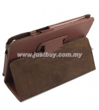 Acer Iconia B1-A71 Leather Case - Brown
