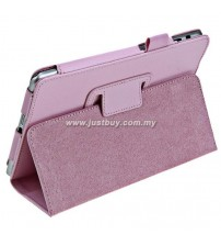 Acer Iconia B1-A71 Leather Case - Pink