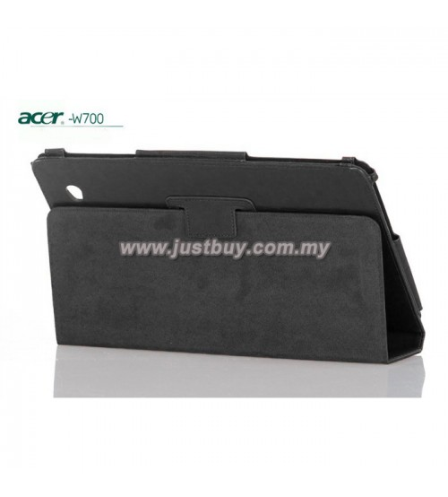 Buy Acer Iconia W7 W700 Genuine Leather Case Black Malaysia