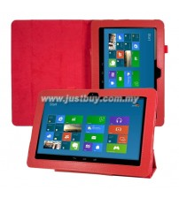 Acer Iconia A3-A10 Leather Case - Red