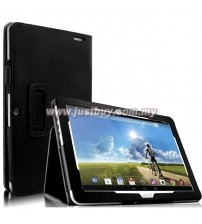Acer Iconia Tab 10 A3-A20 Leather Case - Black