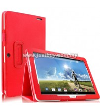 Acer Iconia Tab 10 A3-A20 Leather Case - Red