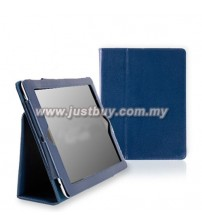 Acer Iconia A500/A501 Leather Case - Blue