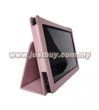 Acer Iconia A500/A501 Leather Case - Pink