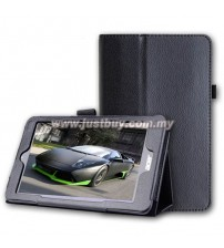 Acer Iconia One 8 B1-810 Leather Case - Black
