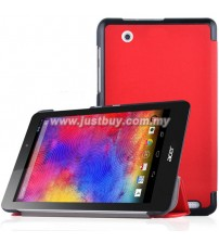 Acer Iconia One 8 B1-810 Ultra Slim Case - Red