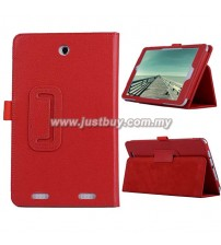 Acer Iconia Tab 8 W1-810 Leather Case - Red