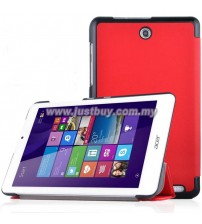 Acer Iconia Tab 8 W1-810 Ultra Slim Case - Red