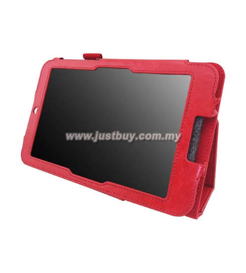 Acer Iconia W3 Leather Case - Red