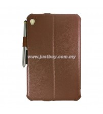 Acer Iconia W3 Premium Leather Case - Brown