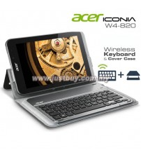Acer Iconia W4-820 Original Wireless Bluetooth Keyboard Case
