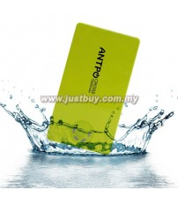 ANTPO 595 15600mAh Waterproof Lithium Polymer Power Bank - Green