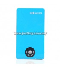 ANTPO 596 15000mAh Lithium Polymer Power Bank - Blue