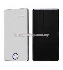 ANTPO AN10000 8000mAh Lithium Polymer Power Bank - Silver