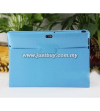 ASUS Transformer Prime TF201 Ultra Slim Microfiber Case - Blue