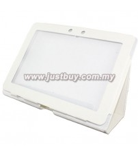 Asus Eee Pad Transformer TF300 Leather Case - White