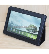 Asus Transformer Prime TF201 Leather Case - Black