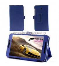 Asus Fonepad 7 FE375CG Leather Case - Blue