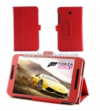 Asus Fonepad 7 FE375CG Leather Case - Red