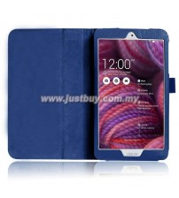 Asus Memo Pad 8 ME181c Leather Case - Blue