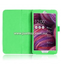 Asus Memo Pad 8 ME181c Leather Case - Green