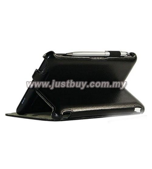 Asus Fonepad ME371 Premium Leather Case - Black