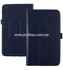 Asus Memo Pad 8 ME581CL Leather Case - Blue