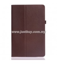 Asus VivoTab TF810c 11.6 Inch Leather Case - Brown
