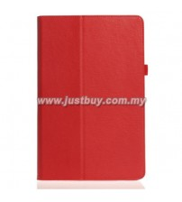 Asus VivoTab TF810c 11.6 Inch Leather Case - Red