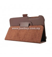 Asus Fonepad 7 FE170CG Leather Case - Brown