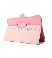 Asus Fonepad 7 FE170CG Leather Case - Pink