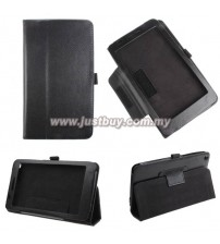 Asus Fonepad 7 FE171 PU Leather Case - Black