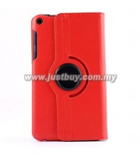 Asus Fonepad 8 FE380CG 360 Degree Rotation Case - Red