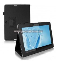Asus Memo Pad FHD 10 ME102 Leather Case - Black