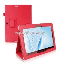 Asus Memo Pad FHD 10 ME102 Leather Case - Red