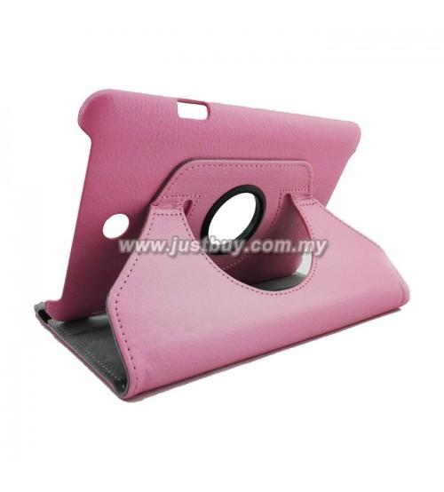 Asus Memo Pad HD 7 ME173x 360 Degree Rotation Case - Pink