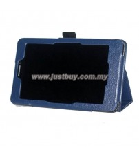 ASUS Fonepad 7 Dual Sim ME175CG Leather Case - Blue