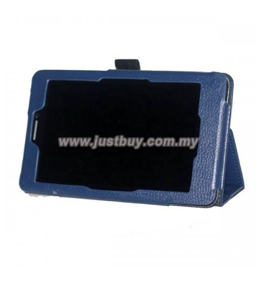 Buy ASUS Fonepad 7 Dual Sim ME175CG Leather Case - Blue Malaysia