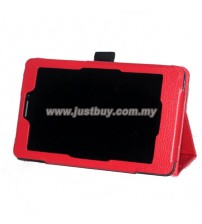 ASUS Fonepad 7 Dual Sim ME175CG Leather Case - Red