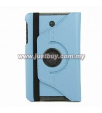 Asus Memo Pad 8 ME180a 360 Degree Rotation Case - Blue