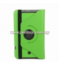 Asus Memo Pad 8 ME180a 360 Degree Rotation Case - Green