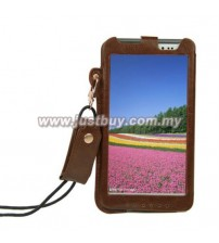 Asus Fonepad Note 6 ME560CG Leather Case - Brown