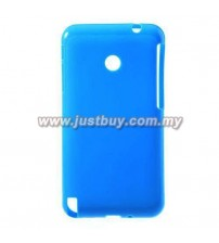 Asus Fonepad Note 6 ME560CG TPU Silicone Case - Blue