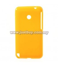 Asus Fonepad Note 6 ME560CG TPU Silicone Case - Yellow
