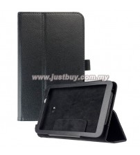 Asus MeMo Pad 7 ME70CX Leather Case - Black