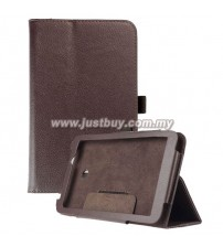 Asus MeMo Pad 7 ME70CX Leather Case - Brown