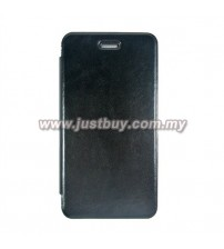 Asus Padfone Infinity Mobile Flip Leather Case - Black