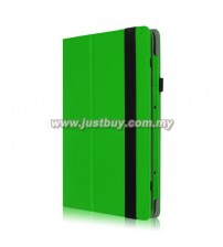 Asus Transformer Book T100 Chi PU Leather Case - Green