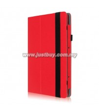Asus Transformer Book T100 Chi PU Leather Case - Red