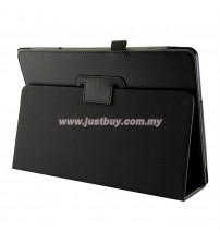 Asus Transformer Book T100 Leather Case - Black